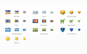 Free Payment Icon Set