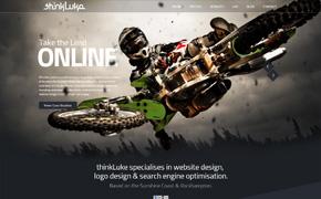 ThinkLuke Website Design Sunshine Coast