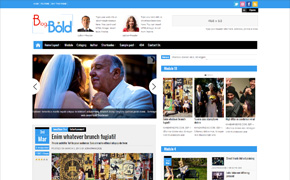 Blogbold s blog, mag and news responsive WordPress theme