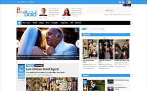 Blogbold s blog, mag and news responsive WordPress theme