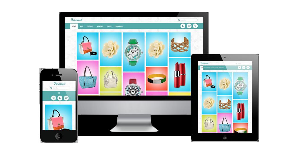 Pinbook – Responsive Joomla Template In Pinterest Style