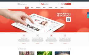 Flatastic – Premium Versatile WordPress Theme