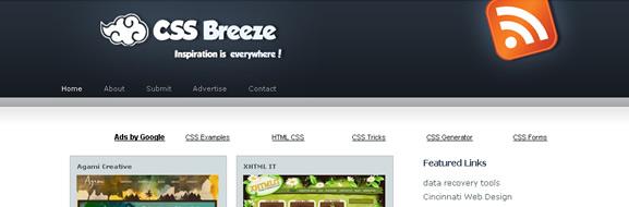 CSS Breeze