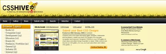 CSS Hive