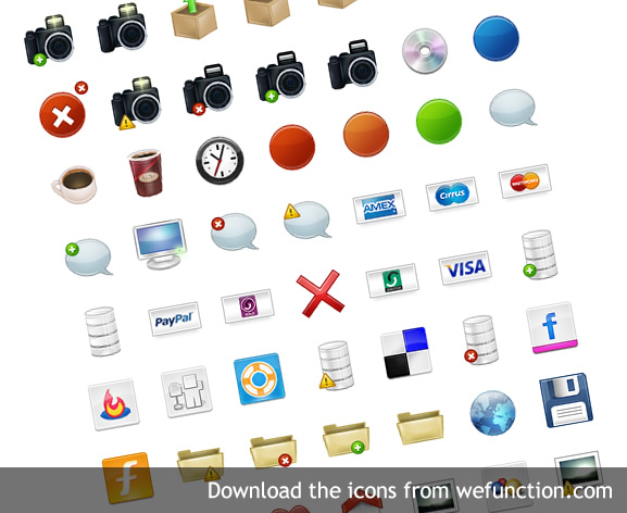 they release 128 icons free