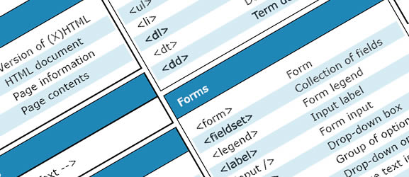 HTML Cheat sheet v 1