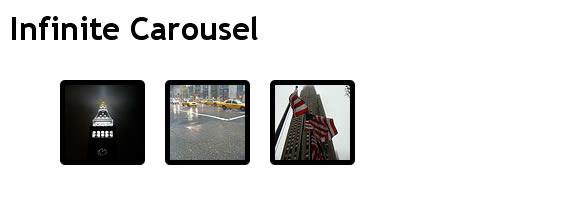 jQuery Infinite Carousel