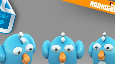 Twitter dock icons