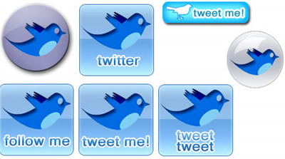Twitter Icons by gojol23