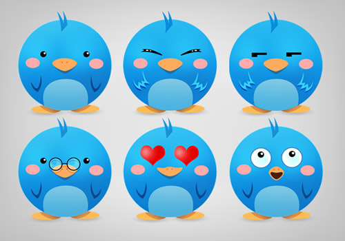 Twitter Icons Pack