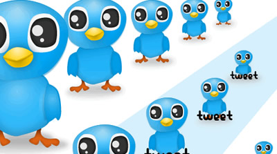 Tweet Tweet Cute Tweet