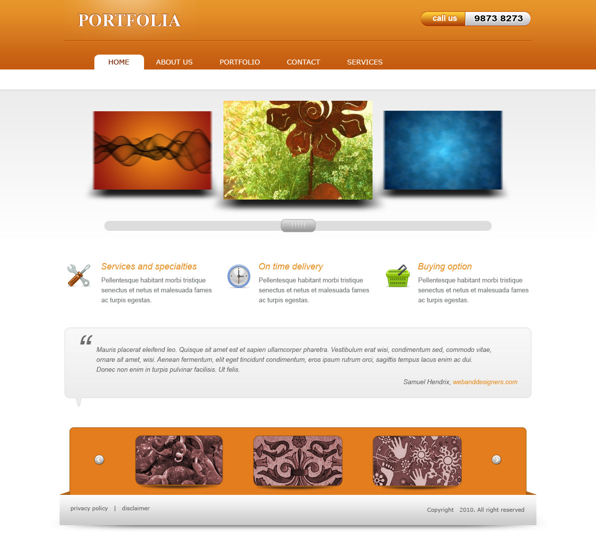 Web And Designers Complete Resource Platform For Web Designers And Developers Design A Website Layout In Photoshop Portfolia