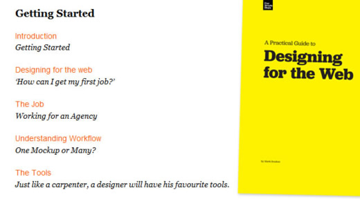 Web And Designers Complete Resource Platform For Web Designers And Developers 26 Free Ebooks For Web Designers To Download