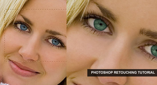 Changing Eye Color In An Image