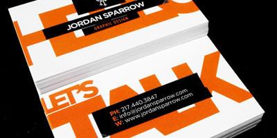 Jordan Sparrow