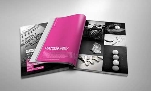 Creative Portfolio Catalogue / Brochure