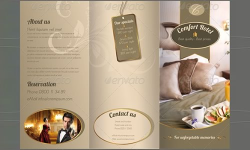 35 premium brochure design template for Elegant brochure templates
