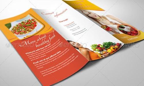 35 Premium Brochure Design Template