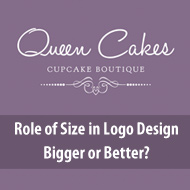 Role of Size in Logo Design
