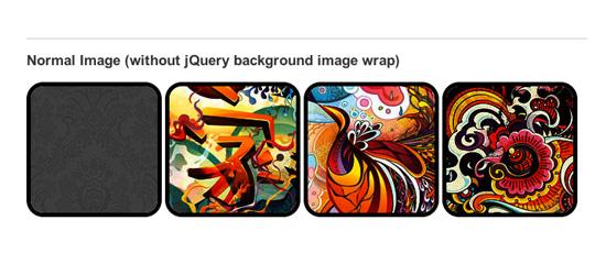 CSS3 estilos de imagem