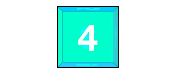 3D CSS3 cubo-rotação e giram