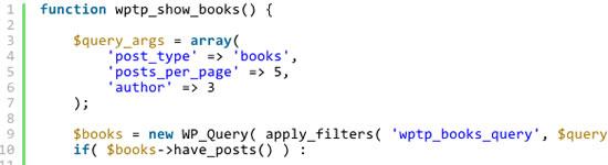 Escrevendo plugins extensíveis com ações e filtros
