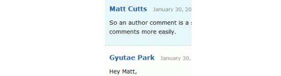 Como Destaque Comentários do autor no WordPress
