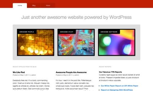 Ligando seu projeto com WordPress