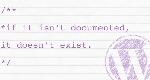 Escrevendo Documentação eficaz para Usuários Finais WordPress
