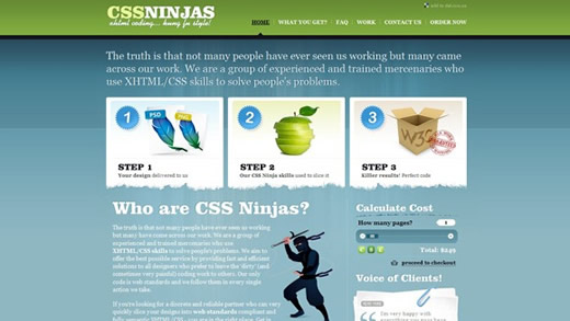 CSS ninjas