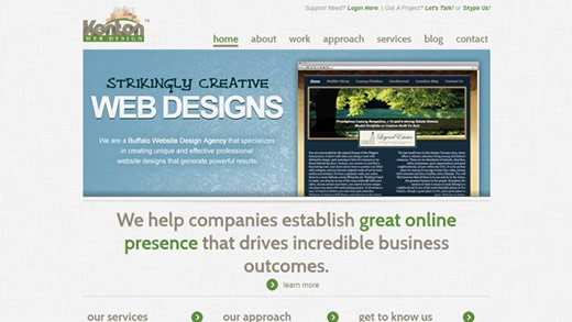 Kenton web design