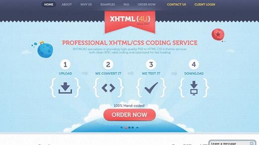 XHTML 4u